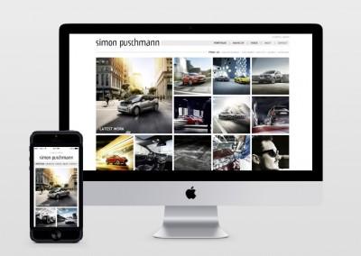 Webseite – Responsive Design