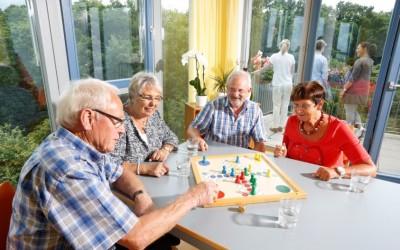 Seniorenzentrum Buschstraße in Szene gesetzt