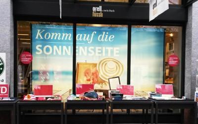 Multi-channel campaign for Orell Füssli Thalia AG