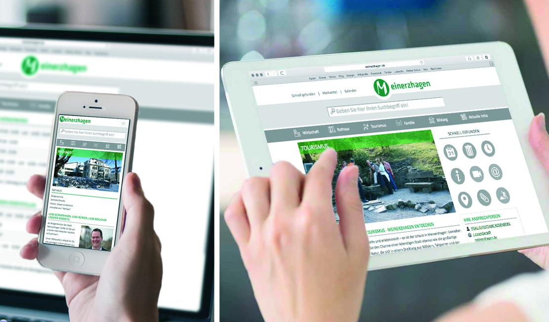 PAD-News_Webdesign_Stadt-Meinerzhagen_Mobil