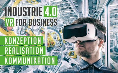 Industry 4.0: Virtual reality for business